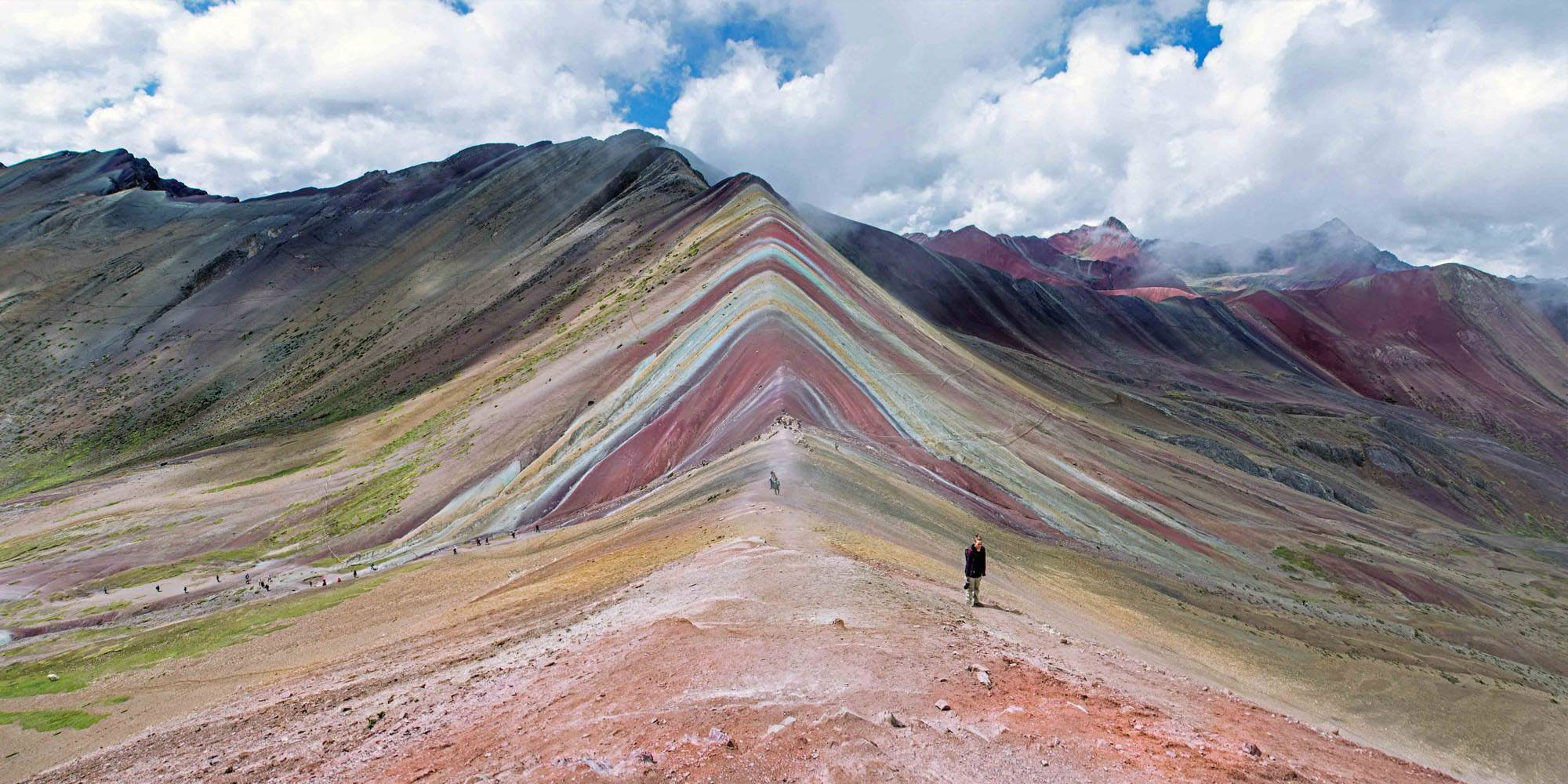 Vinicunca: Montaña de 7 Colores
